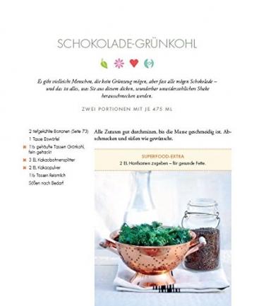 Das Buch der Superfood Smoothies: 100 gesunde Smoothie Rezepte für leckere Powerdrinks - 7