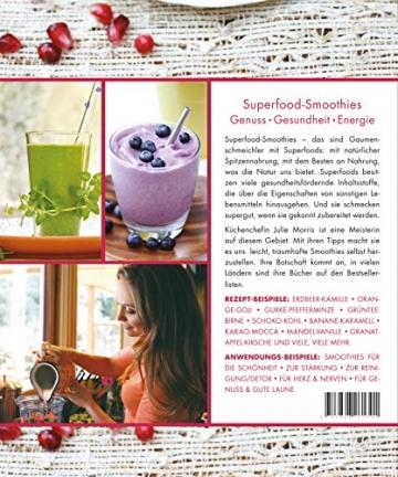 Das Buch der Superfood Smoothies: 100 gesunde Smoothie Rezepte für leckere Powerdrinks - 8