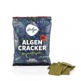 HELGA BIO Algencracker knusprig scharf | Chlorella Alge | Vitamin B 12 Quelle | Superfood | (12x 45g) - 1