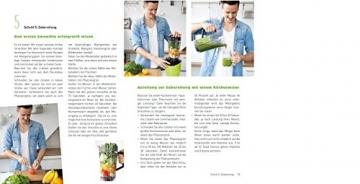 Meine grünen Smoothies: Mit mehr Energie und Wohlbefinden durch den Alltag - 5
