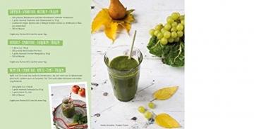 Meine grünen Smoothies: Mit mehr Energie und Wohlbefinden durch den Alltag - 6
