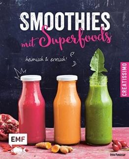Smoothies mit Superfoods: heimisch und exotisch (Creatissimo) - 1