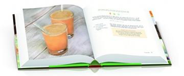 Superfood Säfte: 100 Rezepte für leckere Powersäfte (Saftkur, Saft Rezepte) - 4