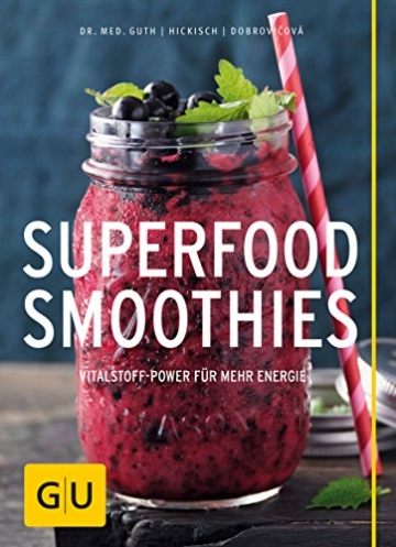 Superfood-Smoothies (GU Diät&Gesundheit) - 1
