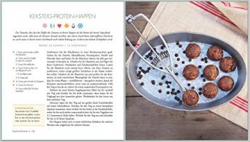 Superfood Snacks: 100 Rezepte für leckere Powersnacks (gesunde Snacks) - 5