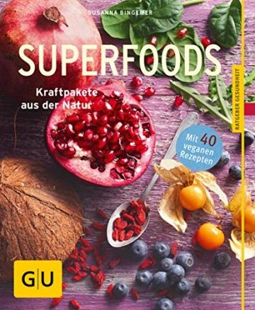 Superfoods: Kraftpakete aus der Natur (GU Ratgeber Gesundheit) - 1
