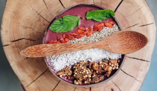Superfood Acai Goji Beeren